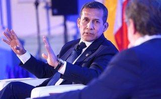 """Humala: """"No hemos hablado de medios, hemos hablado de actores"""""""