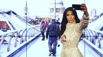 Kim Kardashian y su estatua de cera que toma 'selfies' (FOTOS) - Noticias de esculturas de cera