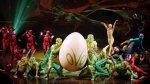 Toronto 2015: Cirque du Soleil hará espectáculo en inauguración - Noticias de mario vazquez rana