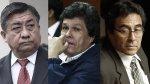 Tres congresistas suspendidos irían a votar por Mesa Directiva - Noticias de prostitución infantil