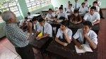 Debate: ¿Se debe exigir la enseñanza del quechua? - Noticias de construcción de colegios en el perú