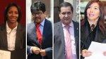 Estos congresistas también han sido víctimas de la delincuencia - Noticias de estadio nacional