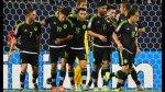 México goleó 6-0 a Cuba con triplete de Peralta en Copa de Oro - Noticias de miguel baquero