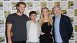 """The Hunger Games"": elenco se reunió en la Comic-Con (FOTOS) - Noticias de nina jacobson"