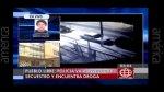 Policía investigaba secuestro y halló 50 'ladrillos' de cocaína - Noticias de clorhidrato de cocaína