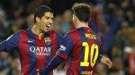 Luis Suárez defendió así a Messi por críticas en Copa América - Noticias de luis suarez