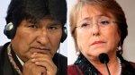 Bolivia antepone tema marítimo a reiniciar relaciones con Chile - Noticias de david munoz