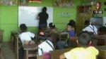 Ucayali: padres dictan clases a sus hijos a falta de profesores - Noticias de clases escolares