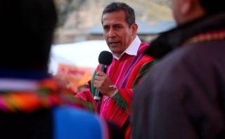 Ollanta Humala dice que sus declaraciones fueron tergiversadas