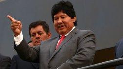 FPF: Edwin Oviedo analizó su gestión, tras 6 meses en el cargo