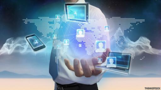 El número de aparatos conectados a internet parece estar creciendo a una tasa mayor de la de la población. Harán falta muchas direcciones.