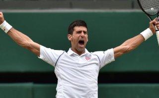 Djokovic venció a Federer y ganó título de Wimbledon