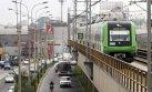 Metro de Lima: duplicar trenes de Línea 1 costará US$400 mllns.