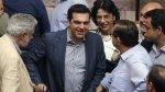 Grecia: Parlamento respaldó propuestas de Tsipras a acreedores - Noticias de comisiones de afp
