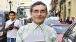Waldo Ríos ya no será juzgado por el delito de malversación - Noticias de huaraz