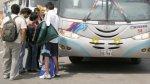 Delincuentes asaltaron a 60 pasajeros de bus interprovincial - Noticias de provincia de canas