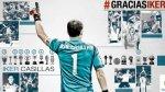 Iker Casillas deja Real Madrid: club anunció que se va al Porto - Noticias de fútbol español