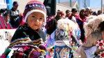 Pasco: festival del maíz inició con pasacalle - Noticias de julio chamorro