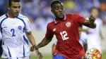 Costa Rica igualó 1-1 ante El Salvador por la Copa de Oro 2015 - Noticias de darwin ceren