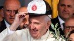 """Papa visitó barriada en Paraguay y criticó la """"fe no solidaria"""" - Noticias de inundaciones"""