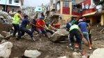 Fenómeno de El Niño: hay 107 zonas vulnerables en Lima y Callao - Noticias de zonas vulnerables