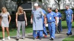 Reapareció tras sufrir quemaduras en 70 % de su cuerpo [VIDEO] - Noticias de dr kelly