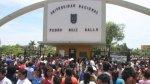 Chiclayo: detienen a directivos de Universidad Pedro Ruiz Gallo - Noticias de polícia antidrogas