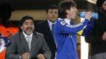 "Maradona se suma a críticas a Lionel Messi: ""Basta de mimarlo"" - Noticias de brasil 2014"