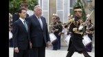 Con 'El Chapo' prófugo, Peña Nieto inicia visita a Francia - Noticias de desarrollo tecnológico