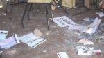 Áncash: comuneros de Huari rompen y queman cédulas electorales - Noticias de marcos melgarejo