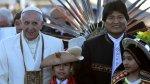 ¿Por qué Evo Morales teme por la vida del papa Francisco? - Noticias de evo morales