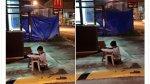 Niño que estudia en la calle recibe beca y apoyo económico - Noticias de filipinas