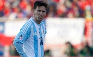 """Argentina no merece a Lionel Messi"", por Jorge Barraza"