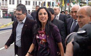 Nadine Heredia pidió sesión pública, pero comisión se lo negó