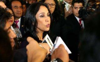 """""""Se quiere investigar a Nadine Heredia vía contrabando"""""""