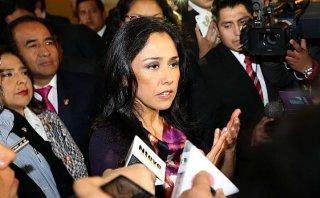Nadine Heredia pasa a la ofensiva contra Marisol Pérez Tello