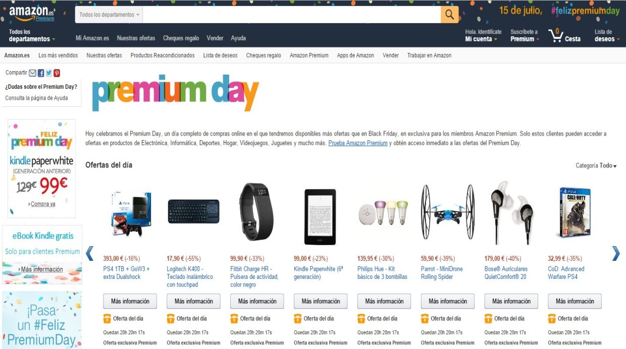 (Captura: Portal de Amazon)