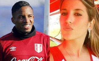 Andrea Ferreyro niega 'affaire' con Jefferson Farfán (VIDEO)