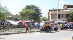 Ambulantes desalojados invaden avenidas adyacentes al mercado - Noticias de francisco eguiguren
