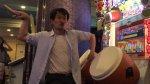 Esta es la forma más asombrosa de jugar Taiko [VIDEO] - Noticias de mario kart