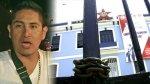 Gerald Oropeza: Partido Aprista recién pidió su desafiliación - Noticias de actos delictivos