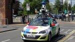 Carro de Google Street View causa accidente en Uruguay - Noticias de street view