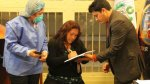 Marco Arenas y supuesta madre biológica pasaron examen de ADN - Noticias de velorio