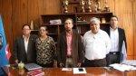 Nuevos directivos de Universidad Pedro Ruiz Gallo asumen cargos - Noticias de cesar arbulu