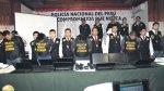 Policía capturó a 12 delincuentes de bandas en la última semana - Noticias de maria castillo gonzales