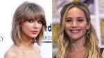 Jennifer Lawrence y su atrevido mensaje para Taylor Swift - Noticias de jennifer lawrence