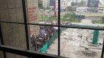 Pobladores de Chorrillos marcharon al Ministerio de Cultura - Noticias de augusto miyashiro