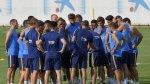 Barcelona entrenó con la incorporación de Piqué y Rakitic - Noticias de andrés iniesta
