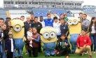 Alianza Lima: Minions invadieron entrenamientos en Matute