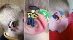 Una mamá ayuda a los niños a superar su temor de usar audífonos - Noticias de niños con discapacidad